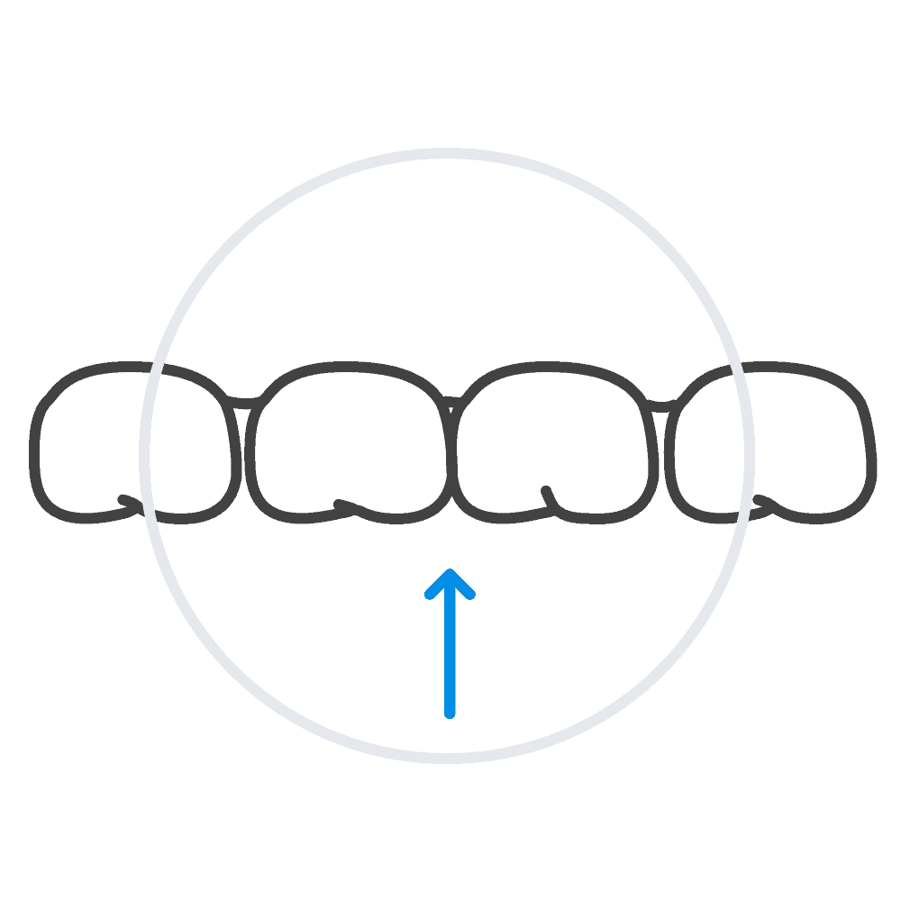 Tooth & Gum Shaping Icon